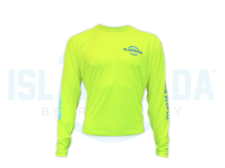 Local fishing long sleeve shirt islamorada beer company for Fishing long sleeve shirts