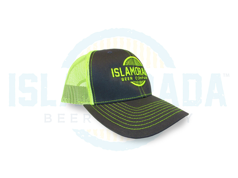 ... Logo Neon Trucker Hats. de6097766cf