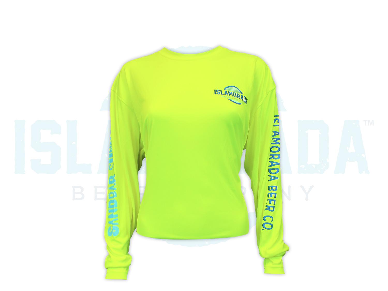 Local fishing long sleeve shirt islamorada beer company for Long sleeve fishing t shirts