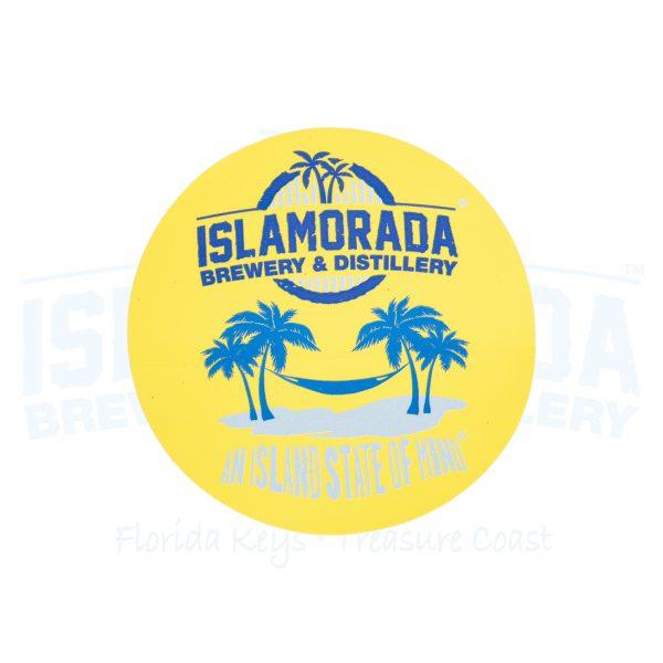 Sticker Circle L