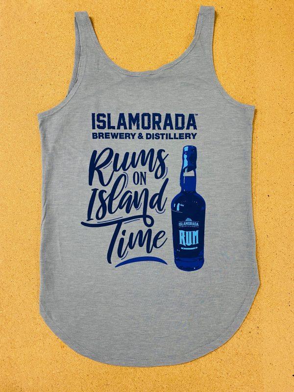 Rum Tank Back